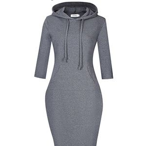 NWOT! SoleMay Pullover Dress